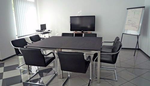 afp24 Geschäftsadresse Konferenzraum