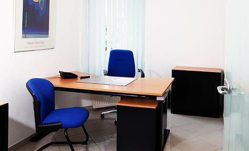 afp24 Geschäftsadresse Tagesbüro