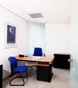 afp24 Office Raum Single